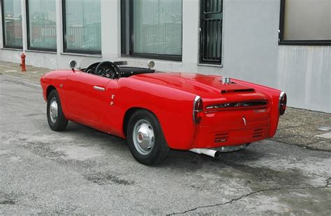 1959 abarth 750 spider allemano related infomation