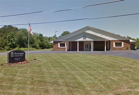 burroughs funeral home walnut cove nc funeral zone