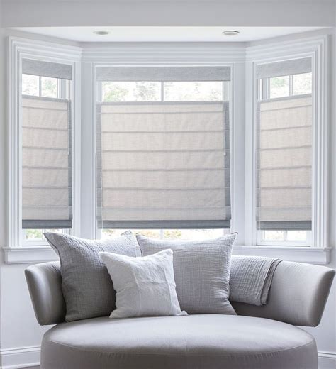 Ideas For Hton Bay Blinds Design 25 Best Ideas About Bay Window Treatments On Bay Window Curtains Window Curtains