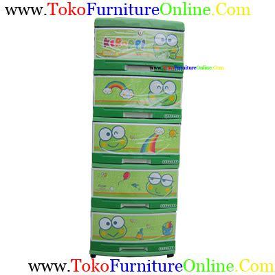Lemari Plastik Anak Toko Mebel Furniture Meubel Harga Springbed Bed Design Bild