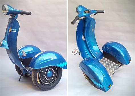 vespa inspired segway scooter hiconsumption