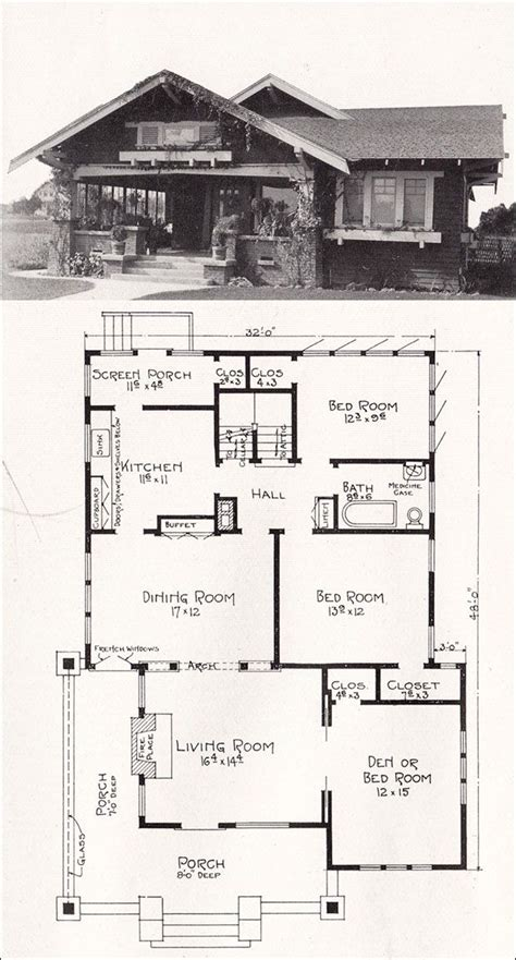 chicago bungalow house california bungalow house floor 1000 ideas about bungalow house plans on pinterest