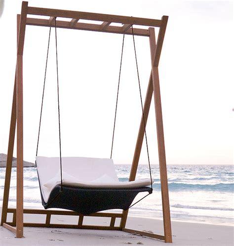 swing schaukel mbm einzel schaukel liege heaven swing mocca 68 00 0163