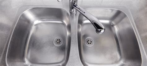How To Clean Stains From Stainless Steel Sink by Guide To Removing Water Stains On Stainless Steel