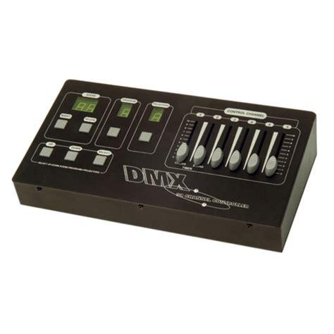 disc soundlab 36 channel dmx lighting controller at