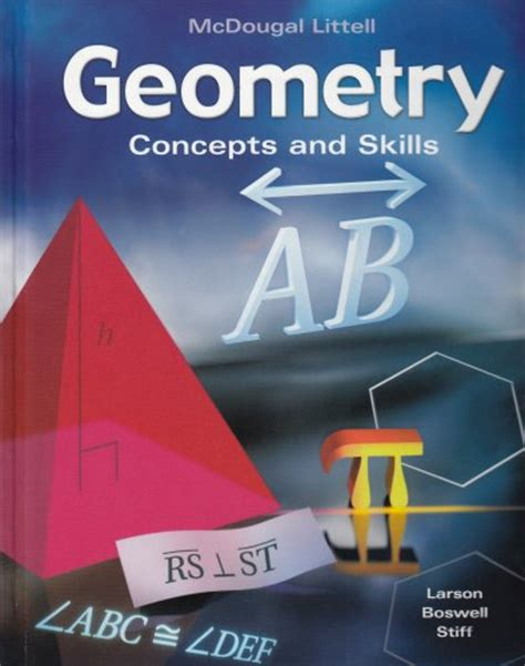 tutor in a book s geometry books geometry concepts skills student edition toolfanatic