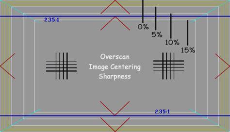 test pattern samsung service menu avs hd 709 blu ray mp4 calibration page 9 avs
