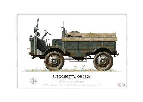 ww2 military vehicles italian army ww2 regio esercito 132a divisione