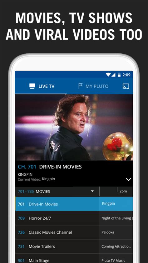 free tv on android pluto tv it s free tv android apps on play