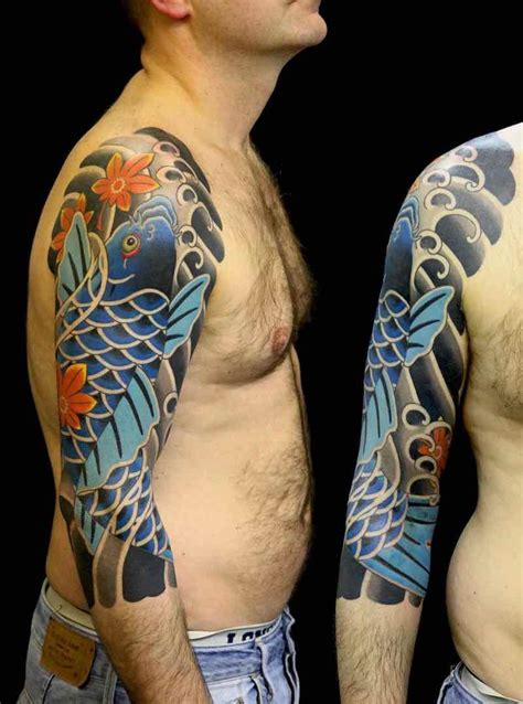 koi tattoo instagram koi tattoo tattoo insider