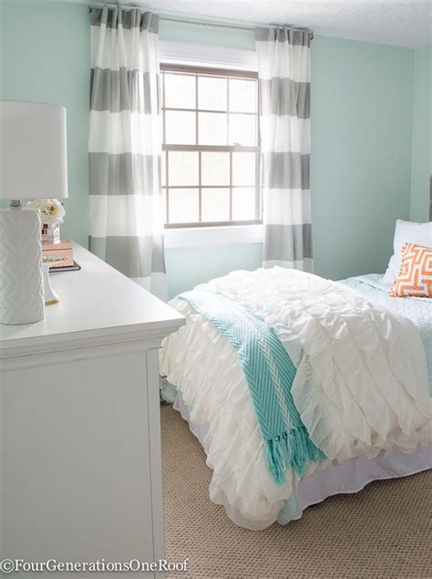 teen bedroom curtains 20 more girls bedroom decor ideas color combos