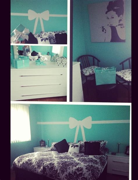 tiffany bedroom my tiffany co inspired bedroom bedrooms pinterest