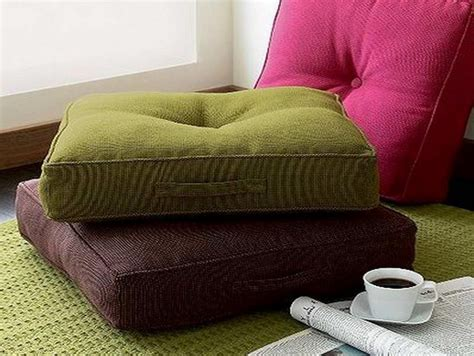 Big Pillows For by Large Throw Pillows For Floor Large Floor Cushions And
