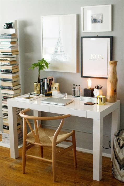 White Desk For by 25 Best Ideas About Parsons Desk On Small