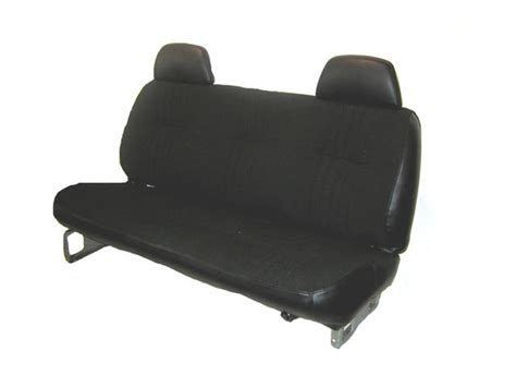 gmc bench seat u113 95 98 chevy gmc standard cab truck bench seat