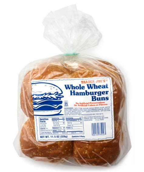 bun nutrition image gallery hamburger buns nutrition
