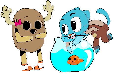 d lo brown bobblehead imagen baby gumballdarwinpenny png el incre 237 ble mundo