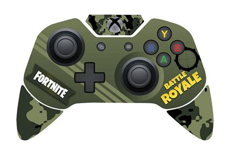 fortnite xbox battle royale xbox one controller skin inspired by fortnite