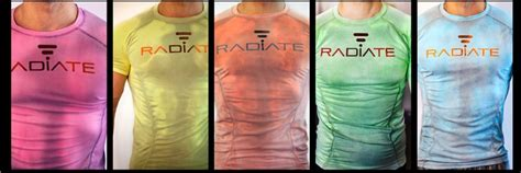 color changing clothes thermochromic workout shirts change color with your
