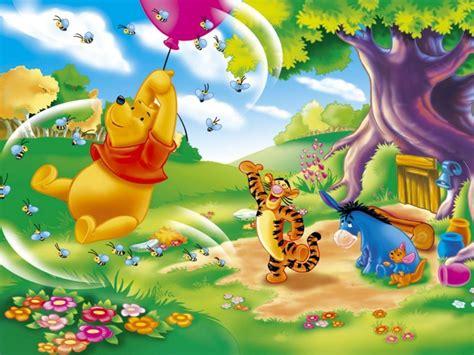 wallpaper bergerak winnie the pooh winnie the pooh wallpapers wallpaper cave