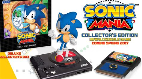 classic room s nintendo switch collector s review guide books sonic mania collector s edition