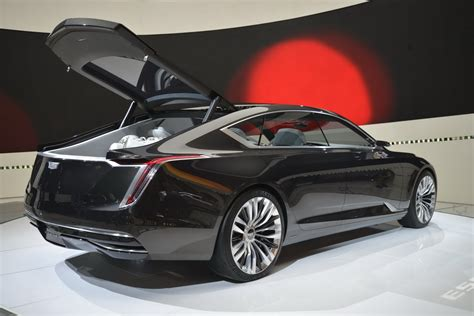 cadillac escala cadillac s escala concept is a sharp dressed luxo barge