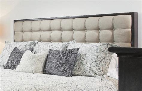 headboards montreal upholstered headboards becoming more popular