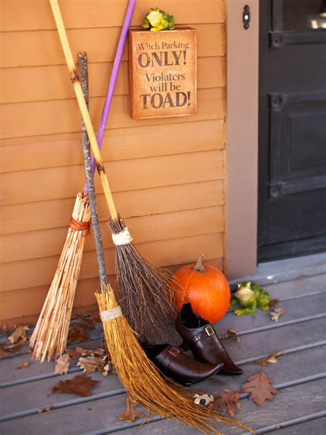 home made halloween decoration outdoor halloween decorations