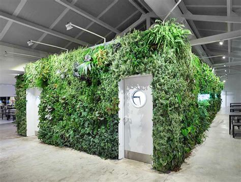 green offices vertical gardensourceyour so you better
