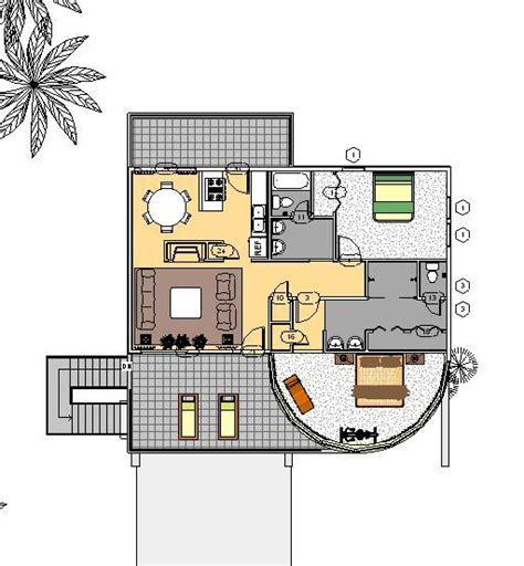 pod plans revitcity image gallery pod house floor plan