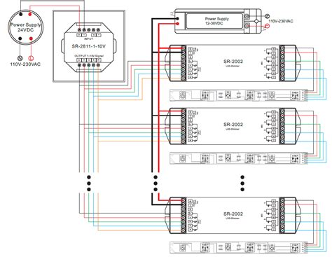 1 10v dimmer wiring diagram 27 wiring diagram images