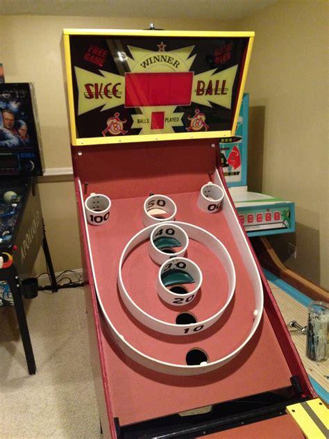 skee ball pete s gameroom skee ball