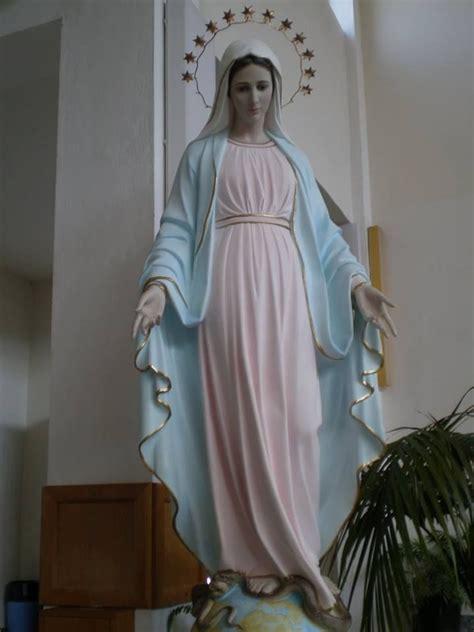 Imagen Virgen Maria Reina De La Paz   virgen de la milagrosa mar 237 a llena de gracia reina de la