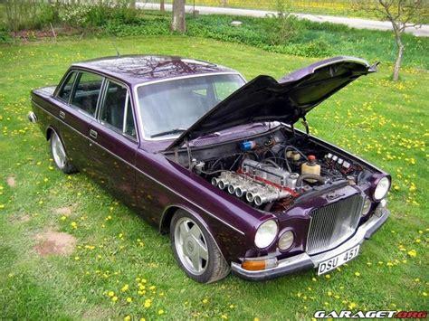 volvo b30 volvo 164 1972 garaget
