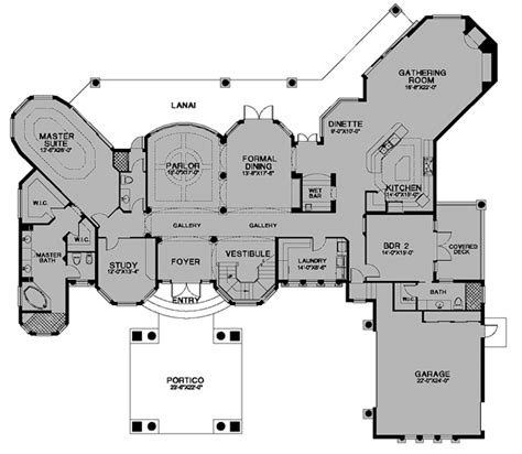 cool floor plans house plan chp 24519 at coolhouseplans