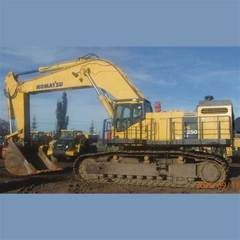 komatsu excavator supplier worldwide  pc lc  excavator  sale