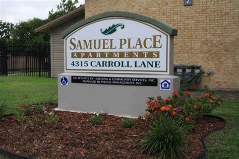 Section 8 Corpus Christi by Samuel Place Apartments 4315 Carroll Corpus