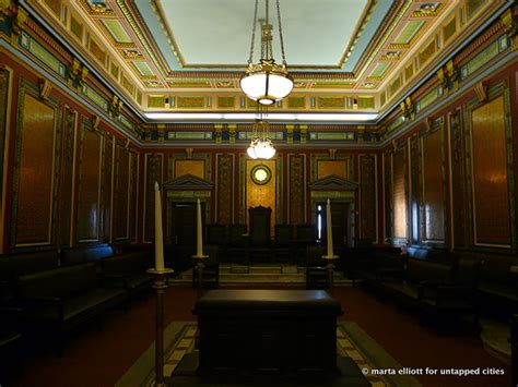 empire room nyc a look inside manhattan s masonic grand lodge of new york photos untapped cities