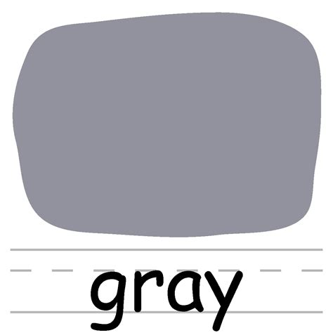 black to grey colored clip how to color a clipart picture clipground