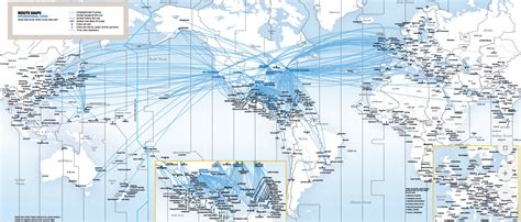 united newsroom route maps cityplanningnews com united airlines route map