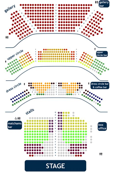 seating plan opera house blackpool opera house seating plan blackpool escortsea