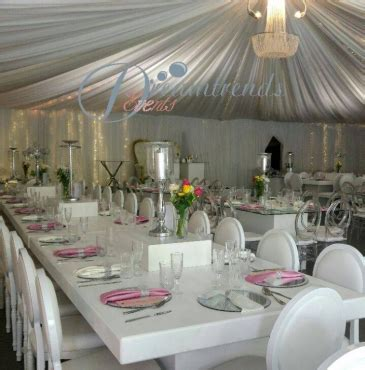 Wedding Decor, Parties, VIP Areas, Anniversaries