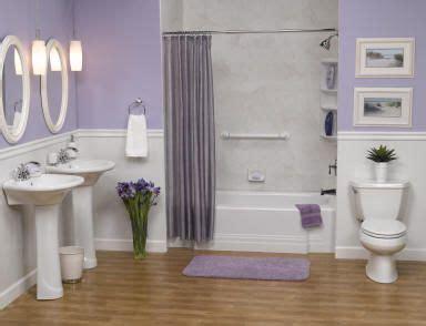 lavender bathroom paint 36 best images about lavender bathrooms on pinterest