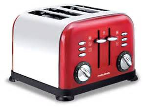Morphy Richards Accents Toaster Red Review Of Morphy Richards Accents Kettle And Toaster
