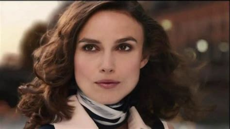 chanel commercial actress coco chanel mademoiselle tv spot chase featuring keira