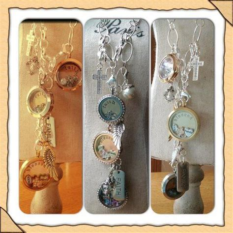 Origami Owl Locket Extender - layer your lockets with an extender http dreambig