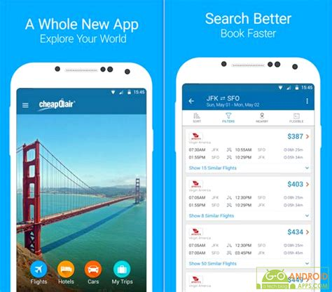 best flight booking best cheapest flight booking app for android