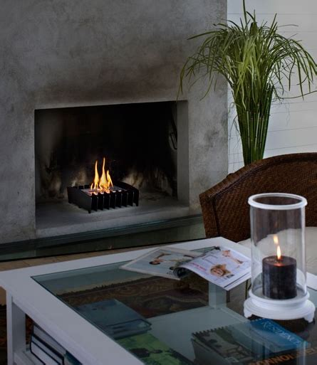 Creating An Open Fireplace by How To Make Your Own Bioethanol Fireplace