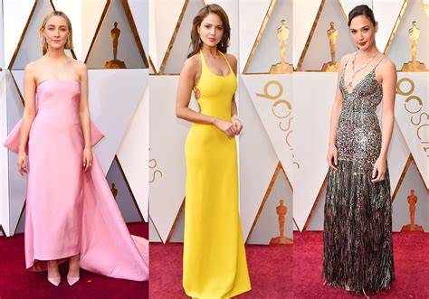 Oscars 2008 Best And Worst Dressed by Best Worst Dressed 2018 Oscars Carpet Style And Trends
