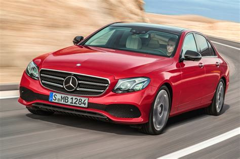 scow a class new mercedes benz e class on sale for 163 35 935 car magazine